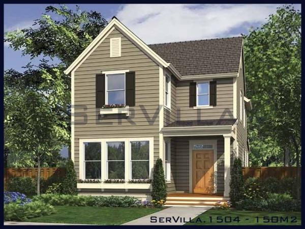 150 m2 Çelik Villa Modeli-4