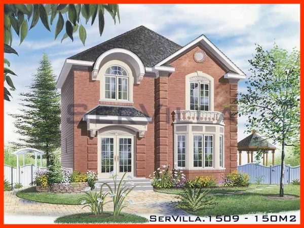 150 m2 Çelik Villa Modeli-9