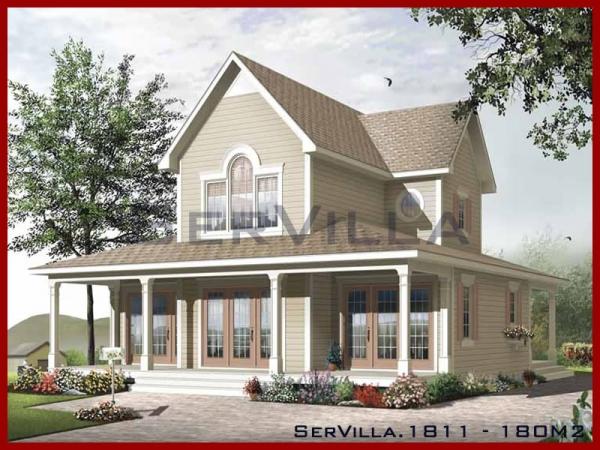 180 m2 Çelik Villa Modeli-11