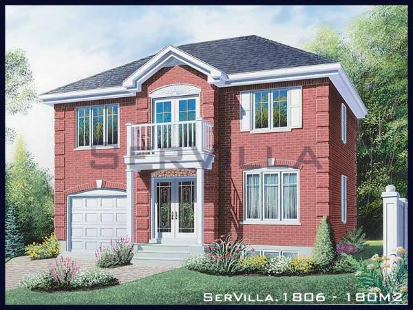 180 m2 Çelik Villa Modeli-6