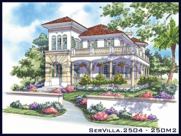 250 m2 Çelik Konstrüksiyon Villa Modeli-4