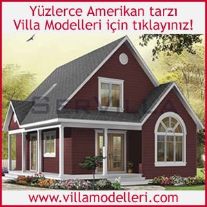 En Güzel Villa Modelleri