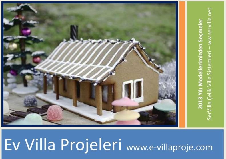 Villa Proje Katalog